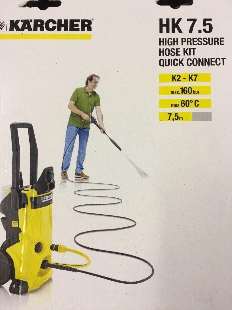 New Unused Karcher Hose Kit