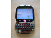 iNQ Android Smart Phone like Blackberry unlocked with USB Charger Cable and handsfree kit Whatsapp