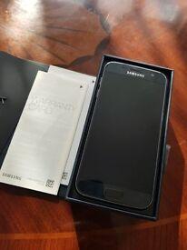 SAMSUNG GALAXY S7 32GB BLACK ONYX FACTORY UNLOCKED LIKE NEW, SAMSUNG WARRANTY TILL MAY 2018 GENUINE