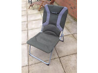 FOLD UP FISHING CHAIR IN VERY GOOD CONDITION ...
