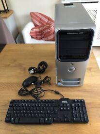 Dell Dimension 5150 PC / 2GB RAM / 500GB HDD / Windows 7 Professional