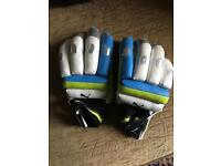 Adult cricket gloves