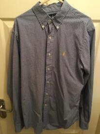 Men's polo Ralph Lauren shirt like new
