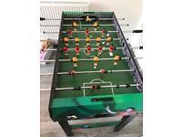 Football table perfect euros fun