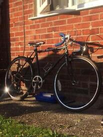 Vintage Scott racing bike bicycle shop