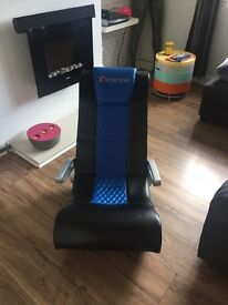 XRocker PlayStation 4 gaming chair in very good condition