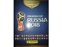 Panini World Cup Sticker Swap