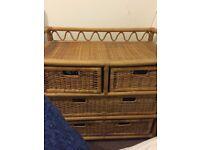 Chest of drawer storage drawer