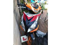 Honda repsol 50cc