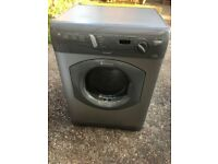 **HOTPOINT TUMBLE DRYER**VENTED 6 KG**FULLY WORKING**SILVER\GRAPHITE**COLLECTION\DELIVERY**NO OFFERS