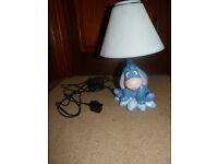 Gorgeous Disney Eeyore Table Lamp