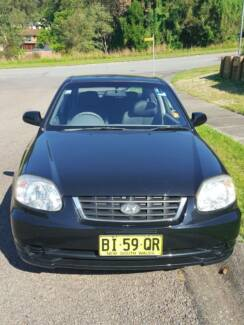 2005 Hyundai Accent Hatchback Auto - Cheap Tingira Heights Lake Macquarie Area Preview