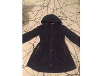 Girls gorgeous Ted Baker rain mac/jacket age 7
