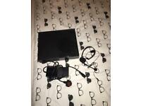 Xbox One elite with a headset
