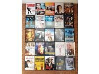 25 DVD bundle E