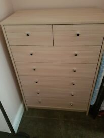 Brand new chest of drawers for sale