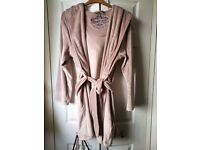 Ted Baker hooded dressing gown size 12-14