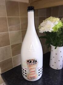 Decorative 300cl Glass Bottle