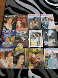 Royalty magazines