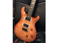 """PRS CUSTOM 24 """"2004"""" 10 top fab condition.Hfs and Vintage bass pickups."""
