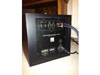 Subwoofer: Dali E-9-F 170 watts power handling