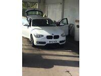 BMW 1 series diesel sport