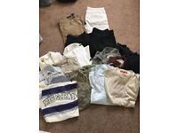 Men's bundle of clothes