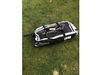 Cricket Bag including Bat and Pads