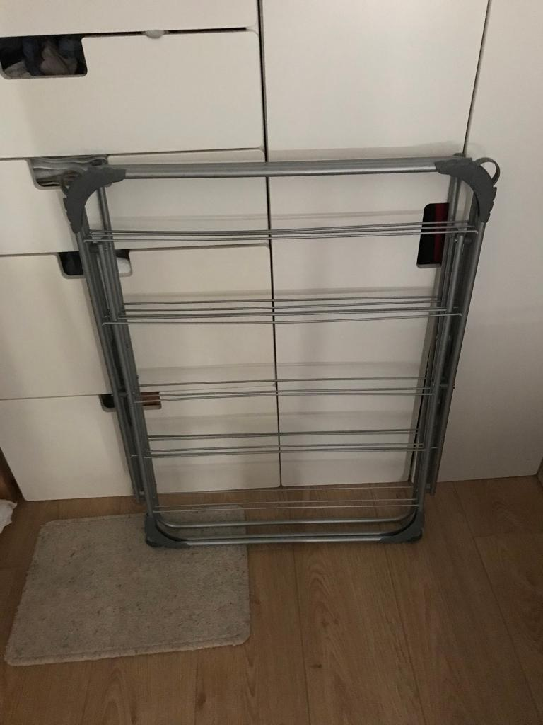 Addis airer clothe dryer 3 tiers. Central London