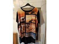 Size 24 top