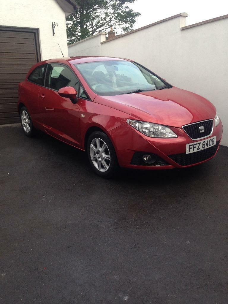 2010 seat ibiza se 1 4 in newtownabbey county antrim. Black Bedroom Furniture Sets. Home Design Ideas