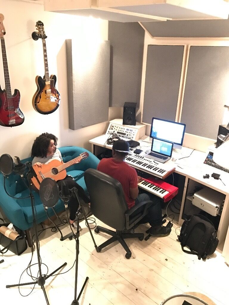 Incredible New Build Amazing Writing Space Music Production Room Mixing Largest Home Design Picture Inspirations Pitcheantrous