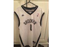 £15. New. Basketball jersey, NBA. Adidas oversized size small (S).