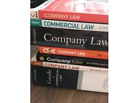 Law books on sale