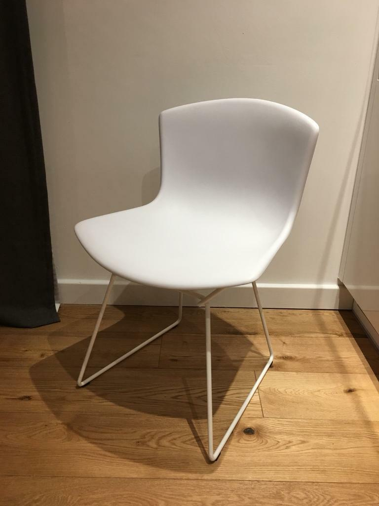 Harry Bertoia side chair by Knoll International