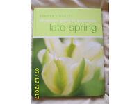 Hardback Gardening Book