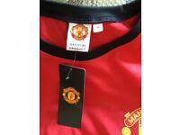 Men's Manchester United pyjamas