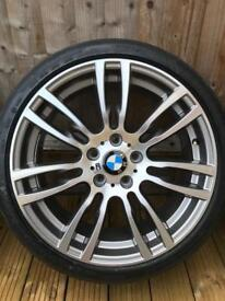 "Bmw 19"" 403m sport alloy wheels"