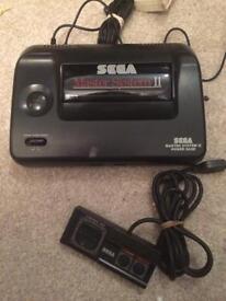 Sega master system 2 cobsole