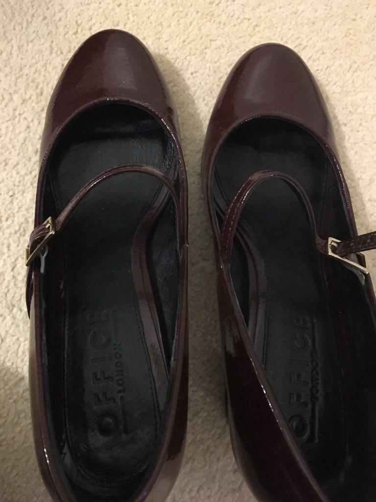 Shoes from office in size 38in Wimbledon, LondonGumtree - Shoes from office in size 38. Worn once and in very good condition, bought originally for £40.00
