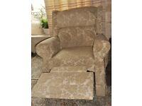Sofa and Armchairs.
