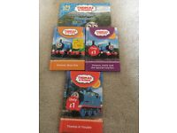 Large collection of Thomas books