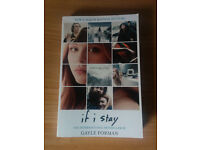 If I Stay - Gayle Forman; Book