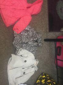 9-12months girls coats