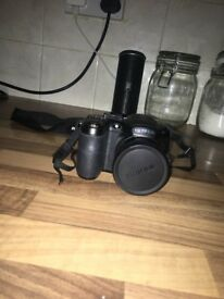 Fujifilm FinePix S Series S2980 14.0MP Digital Camera - Black