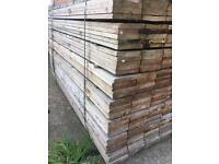 Wooden Gravel Boards
