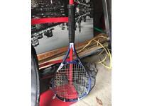 Prince triple threat tennis racquet