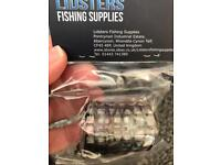 Fishing feeder cages
