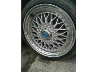 Genuine lenso bsx wheels