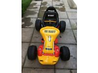 Ride-On Go Kart